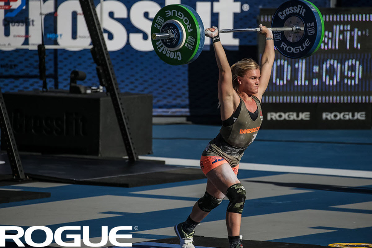 f843acc7fae Björgvin Karl Guðmundsson was also in third place at the 2015 CrossFit Games .